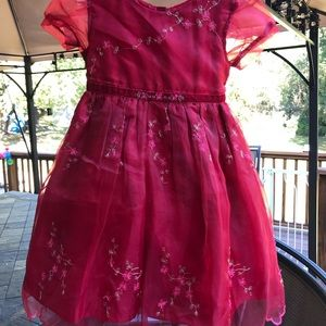 Other - Girls perfect Xmas/party dress size 4